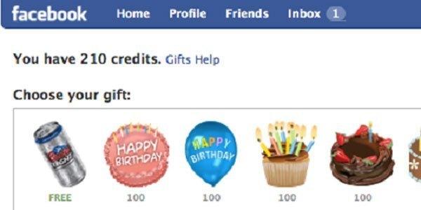 """Thế bạn đã kịp thử gửi quà """"ảo"""" cho bạn bè trên Facebook chưa? Nếu chưa thì hơi bị tiếc đấy!"""