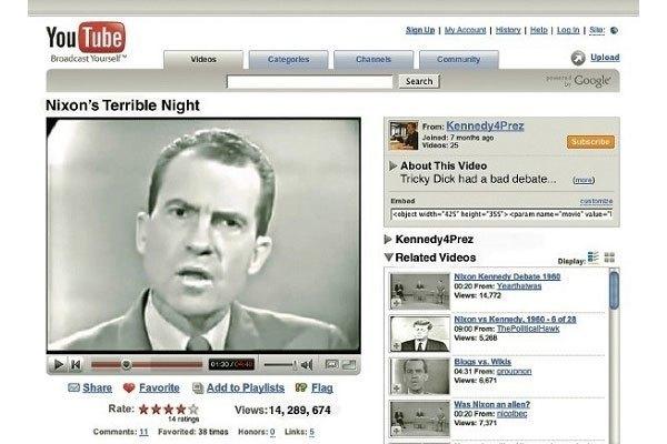 Giao diện Youtube thời ấy cũng không khác gì mấy nhỉ?