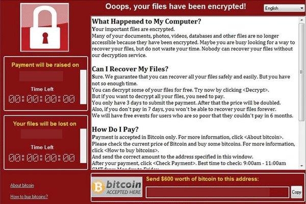 Chân dung mã độc tống tiền WannaCry tấn công máy tính nguy hiểm nhất thế giới hiện nay