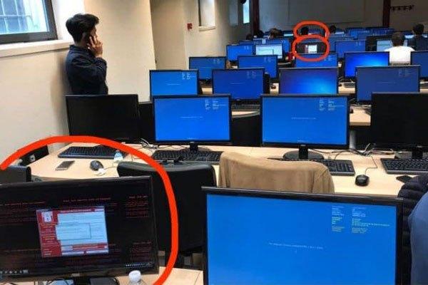 Kiểm tra các máy tính chủ và cập nhật nhanh nhất hệ điều hành toàn bộ hệ thống để đề phòng mã độc tống tiền WannaCry