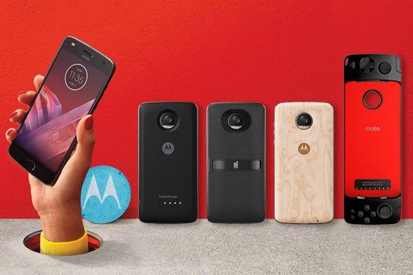 Biến điện thoại thông minh thành máy ảnh chuyên nghiệp trong vòng một nốt nhạc khi kết hợp Moto Z2 Play với Moto Mods