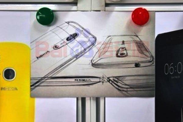 Camera kép mang thương hiệu Zeiss sẽ được trang bị trên mẫu điện thoại Nokia này