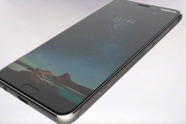 Điện thoại Nokia P1 với màn hình rộng và sắc nét