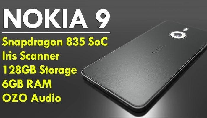 Thông số điện thoại Nokia 9