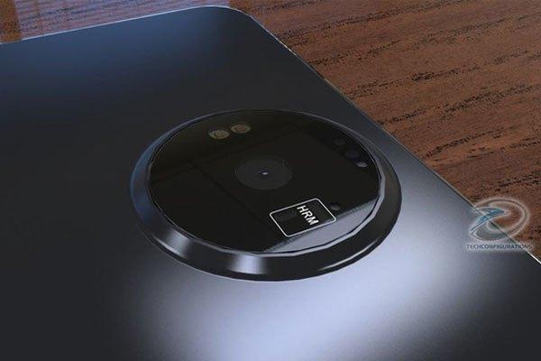 Camera sau điện thoại Nokia 8 hoành tráng với độ phân giải cao
