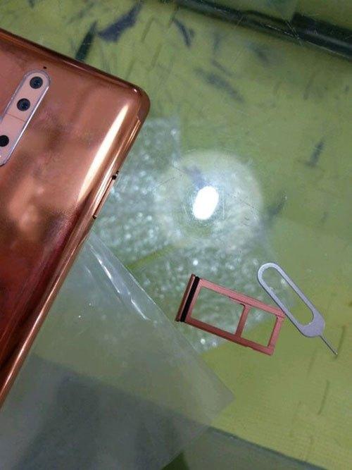 Hiện tại vẫn chưa có nhiều thông tin về cấu hình cụ thể của chiếc điện thoại Nokia 8 này