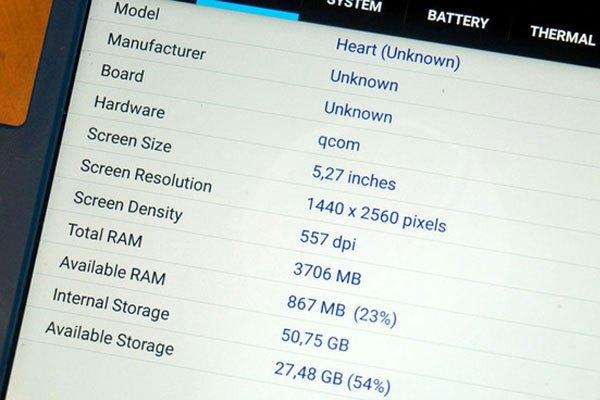 Điện thoại Nokia 9 sở hữu cấu hình khủng