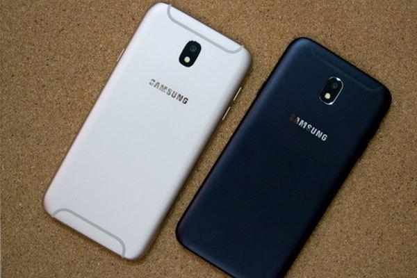 Phiên bản Vàng kim và Đen huyền của điện thoại Galaxy J7 Pro đã lộ diện.