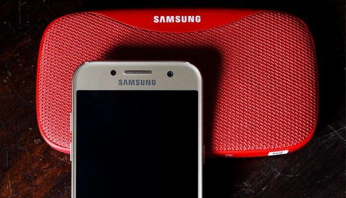 Galaxy A3 2017 - chiếc điện thoại cuối cùng trong series Galaxy A 2017 của Samsung