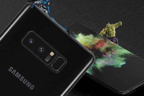 Cảm ứng lực sẽ tạo nên điểm khác biệt cho điện thoại Galaxy Note 8 so với những chiếc flagship trước kia