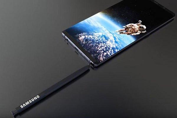 Điện thoại Galaxy Note 8 hứa hẹn khuynh đảo thị trường công nghệ với thiết kế cứng cáp cùng nhiều tính năng nổi bật
