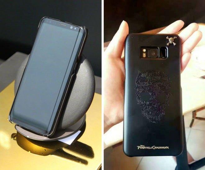 Phiên bản điện thoại Galaxy S8: Cướp biển vùng Caribbean sẽ nhanh chóng được giới thiệu