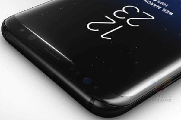 Điện thoại Galaxy S8  và S8 Plus nổi bật với màn hình vô cực