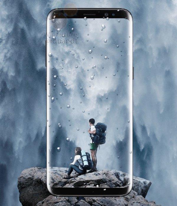 Điện thoại Galaxy S8 và S8 Plus có khả năng chống nước, chống bụi đạt chuẩn IP68