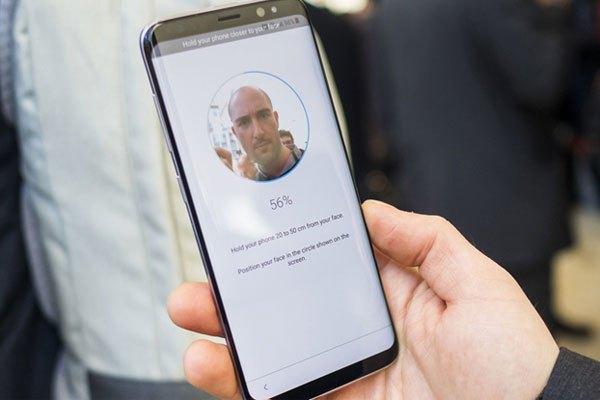 Công nghệ bảo mật tưởng chừng chỉ có trên phim đã được hiện thực hóa trên chiếc điện thoại Galaxy S8