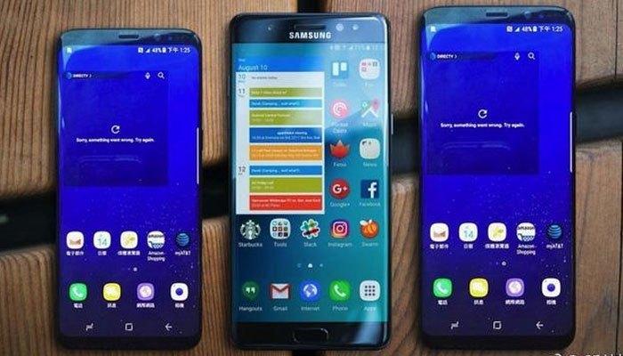 Mỗi một chiếc điện thoại mới  ra đời là cả một sự cải tiến vượt bậc của Samsung