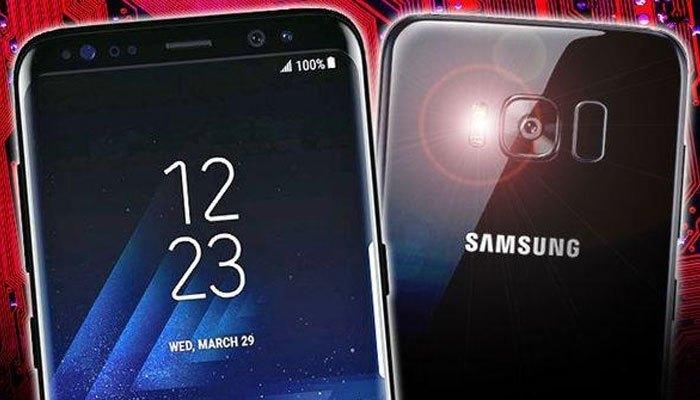 Samsung Galaxy S8 chính là chiếc điện thoại đến từ tương lai