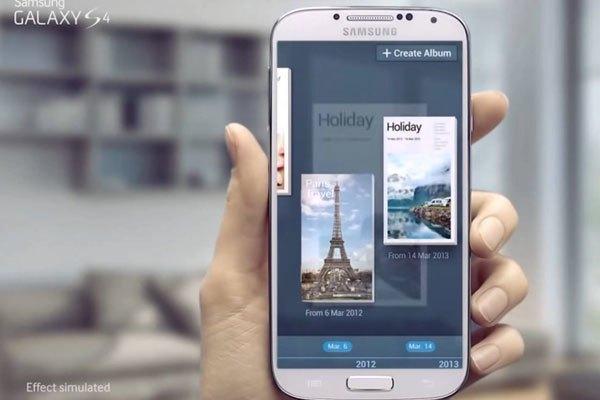 40 triệu chiếc điện thoại Samsung Galaxy S4 đã được bán ra chỉ sau 6 tháng