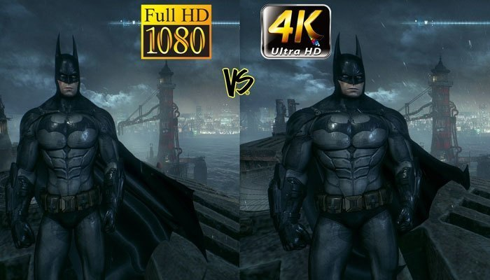 Dòng TV 4K cho hình ảnh chất lượng cao cấp