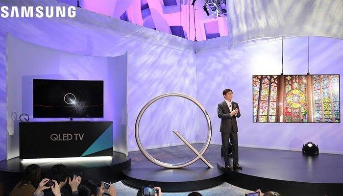 Samsung ra mắt tivi QLED với chất lượng hình ảnh trên cả hoàn mỹ