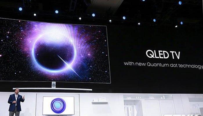 Tivi Samsung QLED sở hữu công nghệ Chấm lượng tử hoàn toàn mới