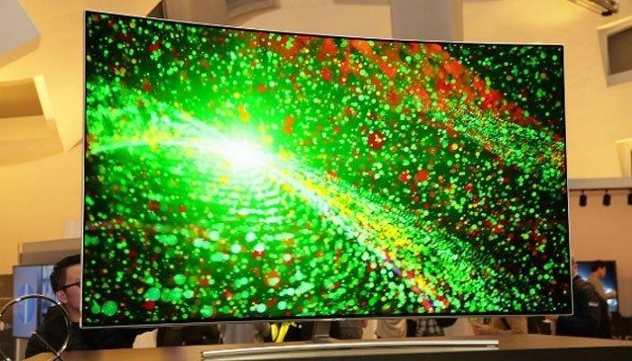 Màu sắc truyền tải từ tivi QLED chân thực đến bất ngờ