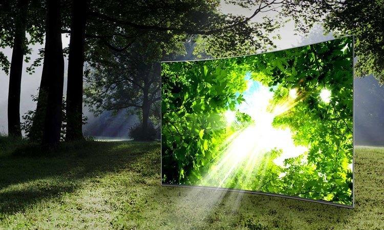 chọn mua TV cong samsung giá tốt