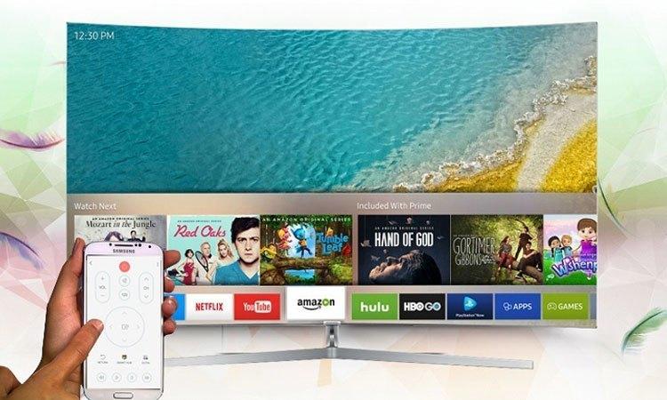 Mua TV cong nào chất lượng?
