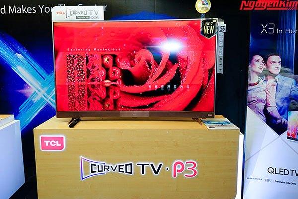 Phiên bản 55 inch của tivi TCL P3