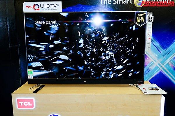 Phiên bản 55 inch của tivi TCL C2