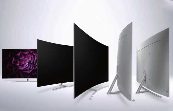 Dòng tivi QLED có nhiều kích cỡ để bạn dễ dàng lựa chọn sản phẩm phù hợp