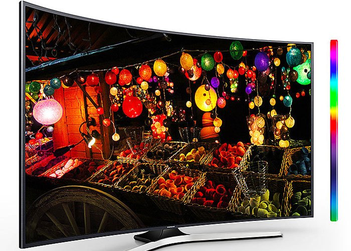 Cảm nhận màu sắc chân thực sống động trong từng khung hình với công nghệ Purcolour trên tivi Samsung LED MU6300