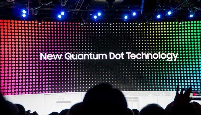 Công nghệ Chấm Lượng Tử (Quantum Dot) đã có những bước tiến vượt bậc, cho tivi QLED hiển thị hình ảnh vượt bậc