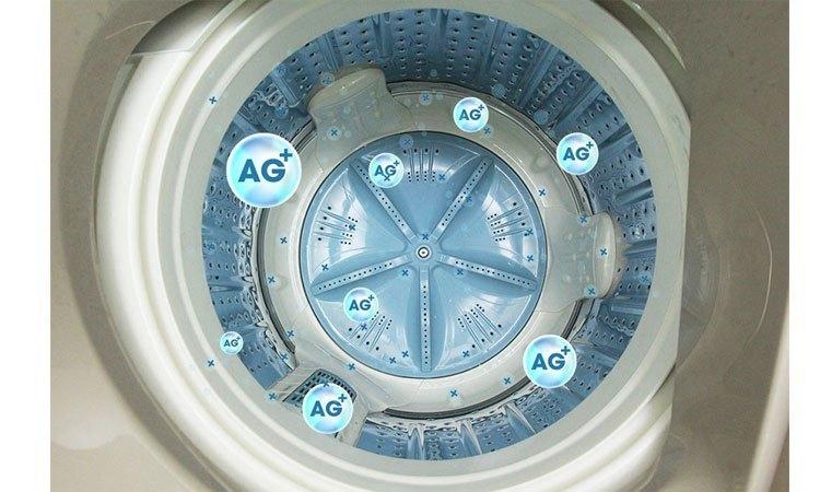 Máy giặt Aqua AQW-D900AT kháng khuẩn hiệu quả