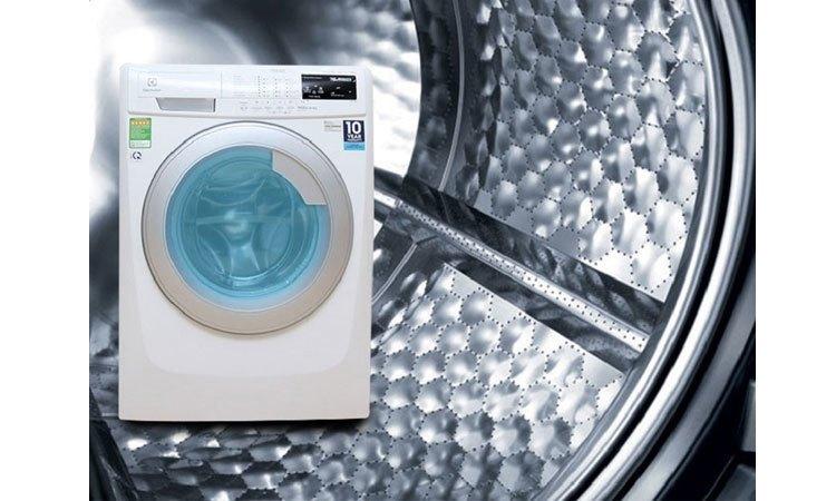 Máy giặt Electrolux EWF85743 bảo vệ quần áo bền đẹp