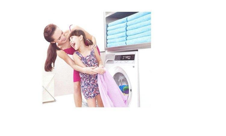 Máy giặt Electrolux EWF85743 đa dạng chương trình giặt