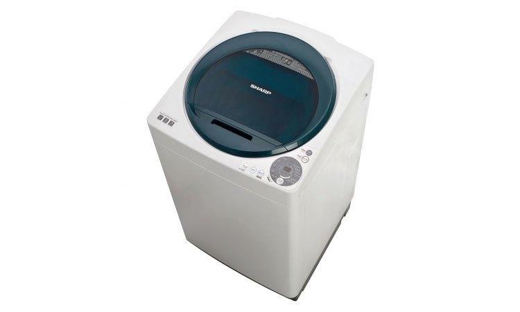 Máy giặt Sharp ES-U72GV-G khối lượng giặt 7.2 kg