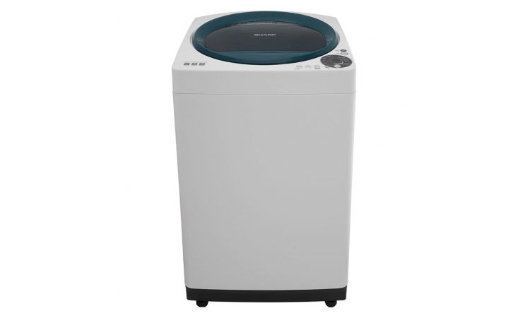 Máy giặt Sharp ES-U80GV-G giá rẻ hấp dẫn tại nguyenkim.com