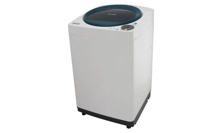 Máy giặt Sharp ES-U80GV-G thiết kế hiện đại