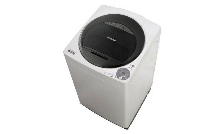 Máy giặt Sharp ES-U80GV-H khối lượng giặt 8 kg