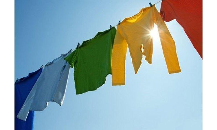 Máy giặt Toshiba AW-B1100GV(WD) tiết kiệm thời gian phơi quần áo