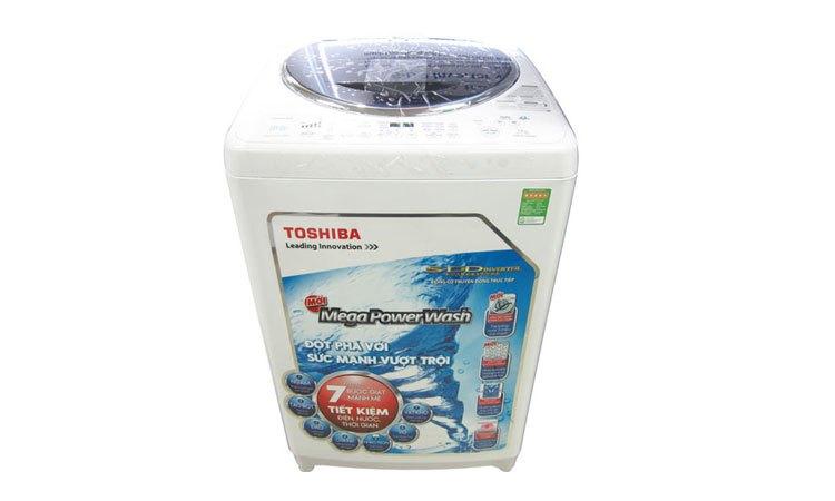 Máy giặt Toshiba AW-DC1300WV (W) giá khuyến mãi hấp dẫn tại Nguyễn Kim