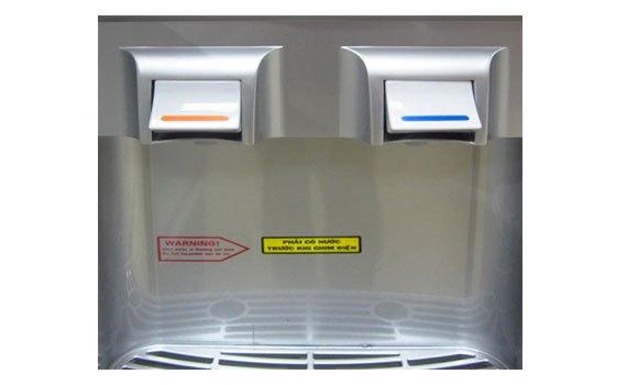 Máy làm nóng lạnh nước uống Alaska R80 có ngăn chứa ly tiện lợi