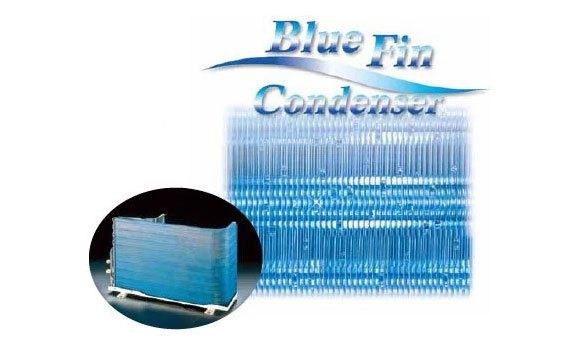 Máy lạnh Hitachi RAS-X13CD 1.5 HP dàn tản nhiệt xanh làm tăng tuổi thọ máy