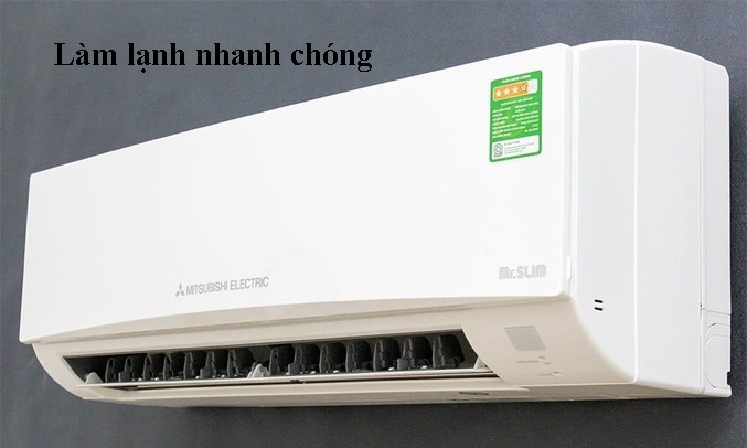 Máy lạnh Mitsubishi Electric 1.5 HP MS-HP35VF