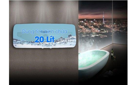 Máy nước nóng Ariston SL 20 dung tích bình 20 lít