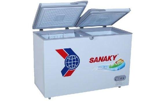 Tủ đông Sanaky VH-5699W1 thiết kế hiện đại