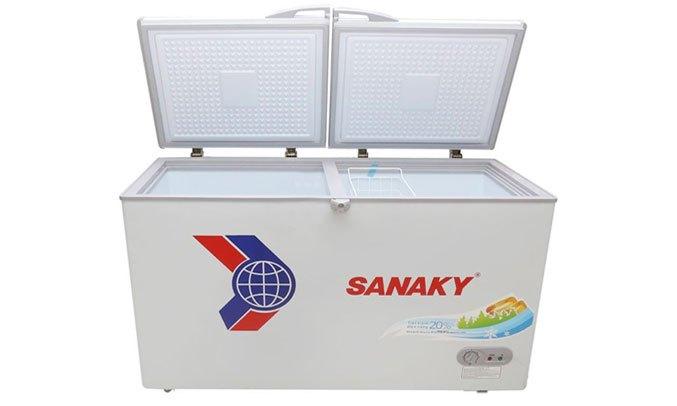 Tủ đông Sanaky Inverter 270 lít VH-3699A4K bảo quản tủ đông