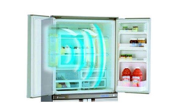 Tủ lạnh Aqua AQR-95AR (SS) công nghệ làm lạnh trực tiếp