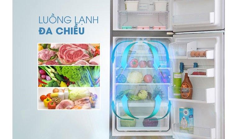 Tủ lạnh Electrolux EBB3500PA-RVN thực phẩm tươi ngon mỗi ngày